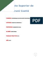 Didactica Especifica Trabajo 2