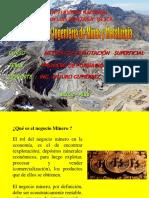 Tema 1 Introducción Yacimientos Minerales