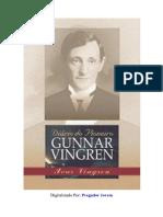 Diário Do Pioneiro Gunnar Vingren - Ivar Vingren