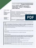 NBR PROJETO 04 003 03-032 - 2004