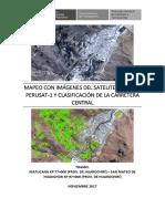 7 Mapeo Imag PeruSat-1 PE-22 Matucana San Mateo de Huanchor Nov-2017