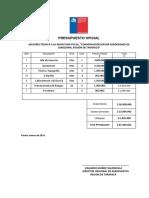 Ppto Oficial Aif (Formulario)