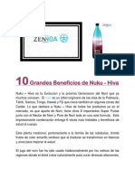 10 Grandes Beneficios de Nuku Hiva