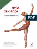 Anatomia da Dança