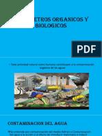 Parametros Organicos y Biologicos Exxposicion Gabriel