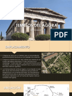 Templos Del Ágora