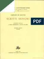 Gaetano de Sanctis - Scritti Minori (Volume Quinto).pdf