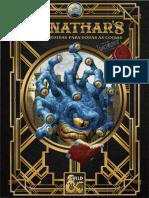 D&D5E Notas De Xanathar Para Todas As Coisas
