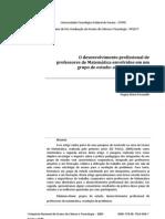 Formacaodeprofessoresnoensinodecienciaetecnologia_artigo6
