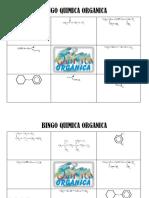 Bingo Quimica Organica