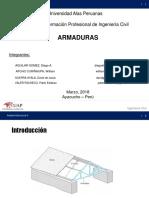 Armaduras Analisis Estructural II (1)