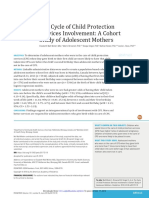 The Cycle of Child Protection