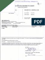 2018-06-11 Jason Napodano Sentencing Order
