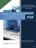 Manual de Orientacoes de Engenharia e Fiscalizacao