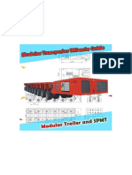SPMT Modular Trailer Ultimate Guide