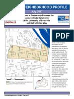 Metro United Way Neighborhood Profile