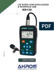 Manual de Procedimentos Dosímetro Kr130