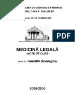 Medicina Legala - Note de curs (Valentin Gheorghiu) Bucuresti, 2006.pdf