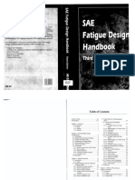 SAE Fatigue Design Handbook 3ed