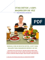 eBook Receitas Detox