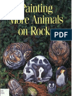 Animals on Rocks by Lin Wellford 1998