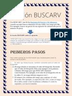 Función BUSCARV