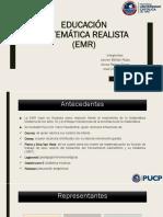 EDUCACIÓN Matemática Realista (EMR)