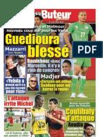 LE BUTEUR PDF du 27/09/2010