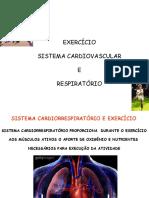 Fisiologia Cardiovascular e Respiratoria