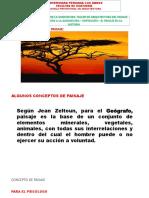 Semana 01 T. Arq. Del Paisaje