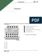 EuroVan Vehicle Wiring Diagram