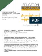 Sjøberg Svein PISA OECD Globalization Tienken Mullen Routledge Chap 5