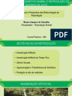 Aula 06 - Situação Atual e Perspectiva Das Biotecnologias Da Reprodução