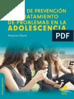 Guía de prevención y tratamiento de problemas en la adolescencia - Margarita Olmedo.pdf