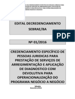 Edital NAN 01 2016