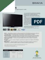 Sony Bravia KDL32BX425 Mksp PT