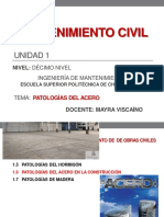4. Mtto - Patologías Del Acero