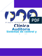 316788867 Auditoria Administrativa de Una Veterinaria