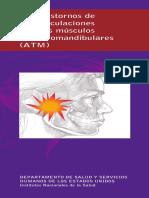 Los trastornos de las articulaciones y de los músculos temporomandibulares (ATM).pdf