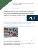 Descompactação Mecânica e Biológica Em Sistema Plantio Direto
