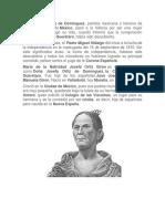 Doña Josefa Ortiz de Domínguez