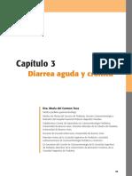 Diarrea Aguda y Crónica. Dra. María Del Carmen Toca