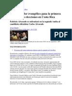 Elecciones 2018 en Costa Rica