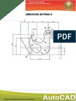 AutoCAD I - Ejercicios Extras II
