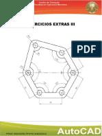 AutoCAD I - Ejercicios Extras III