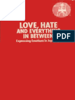 Love, Hate and Everything in Between - Mamiko Murakami