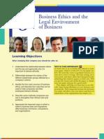 Business Ethics & LEB