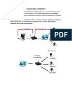 Clases de Redes y Definiciones