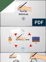 Teorias Atômicas - Química Geral