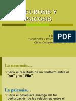 Neurosis y Psicosis - Resistencia y Represión